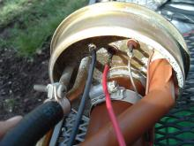 Walbro pump new solder on wires